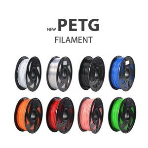 PETG 필라멘트 3D프린터 1.75mm 1KG