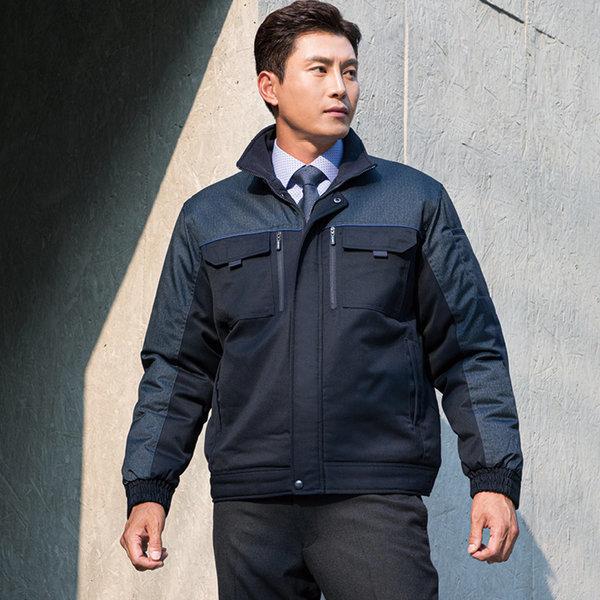 겨울 방한 작업복 근무복 유니폼 점퍼 잠바 상의 2784
