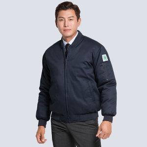 겨울 방한 작업복 근무복 유니폼 점퍼 잠바 상의 2751