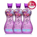 샤프란 꽃담초수 섬유유연제 자스민 1.3L 3개