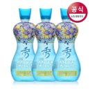 샤프란 꽃담초수 섬유유연제 제비꽃 1.3L 3개
