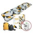 포켓배드 북유럽 여행용 전기매트 휴대용 전기장판