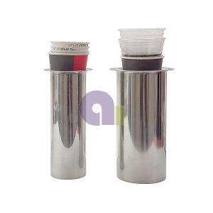 스텐컵수거함100-1호/매립형 컵수거함/재활용컵수거대