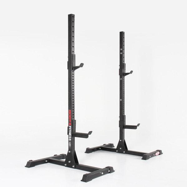 스쿼트 스탠드 X-9  스쿼트 데드리프트 벤치프레스 전신운동 홈짐 근력운동기구