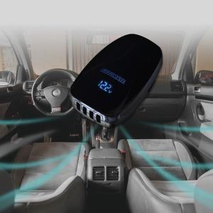 7in1 올인원 차량용공기청정기 AS1250Z 방향제 충전기