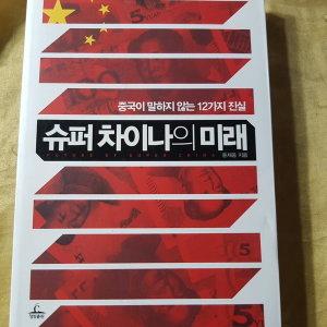 슈퍼차이나의 미래/윤재웅.청림.2012
