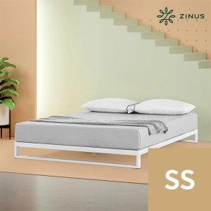트리샤 침대 프레임 (SS/화이트)