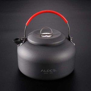 알록스 주전자 0.8L 캠핑 백패킹 초경량 주전자
