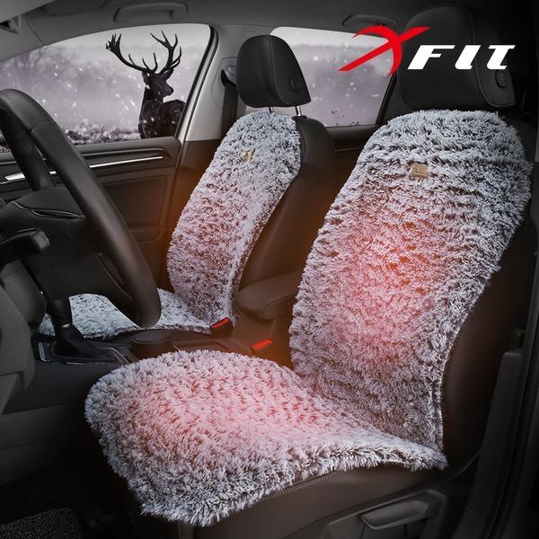 레인디어 앞좌석 자동차 겨울시트 1P