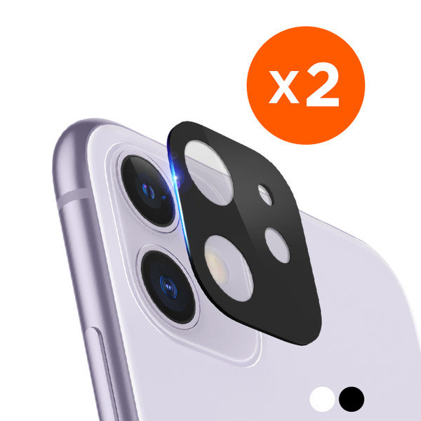 아이폰11 카메라 풀커버 강화유리 보호필름