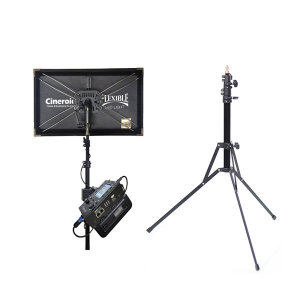 CINEROID 시네로이드 CFL 800 Stand Set  플렉시블RGB