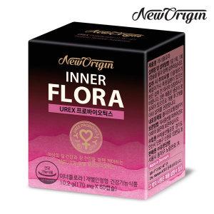 뉴오리진 이너플로라 60캡슐 여성 질유산균