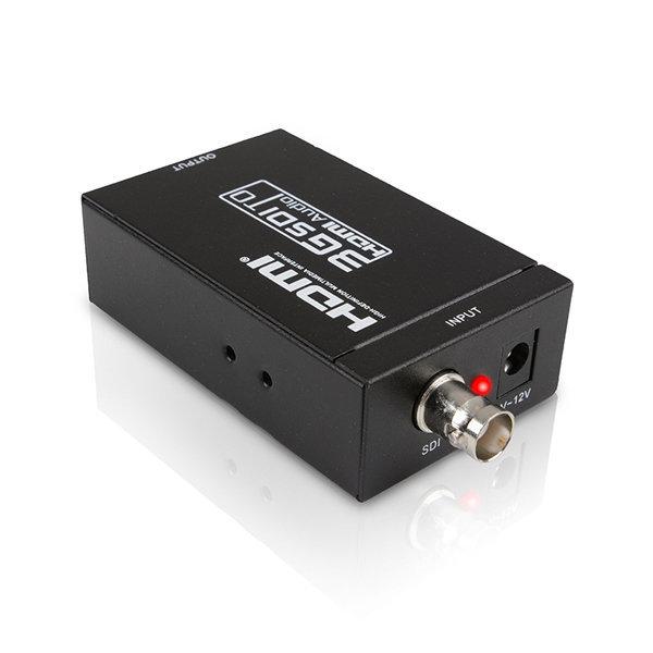 B  동축 SDI to HDMI 컨버터 3G HD  NEXT-122SDHC