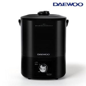 대우 초음파 가습기 간편세척 대용량 4L X1000 블랙