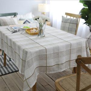 코코아이티 마혼방 테이블보 식탁보 4인 130X180cm