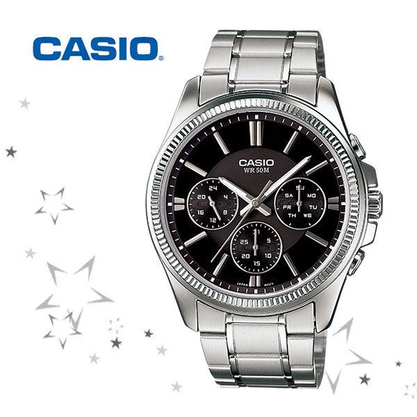 스타샵A) MTP-1375D-1A 카시오 아날로그 시계 c23