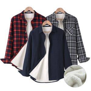 양털 남방 셔츠/기모셔츠/겨울셔츠_복수구매할인