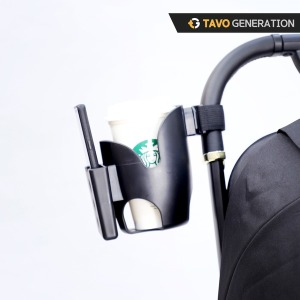 TG 타보 컵홀더+핸드폰 꽂이-대용량 컵홀더