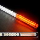 12V용 NEW LED바라이트 6구 NO.6200/자동차량경광등