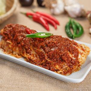 맛있게 매운김치 선화동 매운 실비 김치 1.3kg