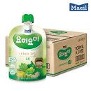 요미요미 야채와 과일 초록 100ML 주스 24팩