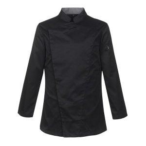 블랙히든심플쉐프복-GUT08BB 조리복 주방복 쉐프복