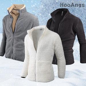후리스 양털집업/보아털/플리스자켓/겨울내피깔깔이