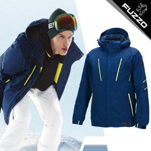푸조 보드/스키복 자켓 (FZ820-4) 블루_옥