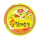 동원 닭가슴살 135g x 10캔 / 닭가슴살통조림