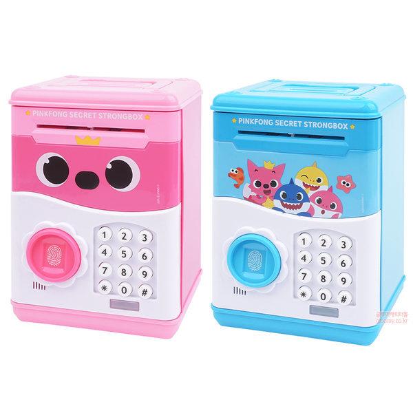 핑크퐁 아기상어 말하고 노래하는 비밀금고 장난감 19