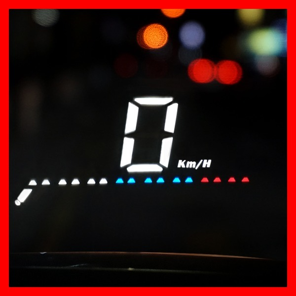 3S-M7 자동차 HUD 헤드업디스플레이 OBD GPS겸용
