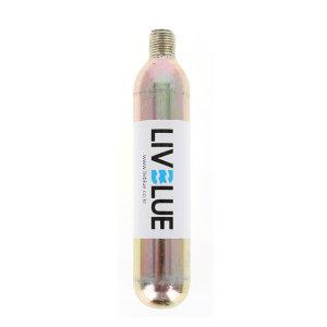 (리브블루) 팽창식 구명조끼 교체용 CO2 카트리지 33g 자동수동 겸용