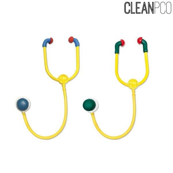 h05 꼬마 소프트 청진기(색상랜덤) 단품 유아장난감