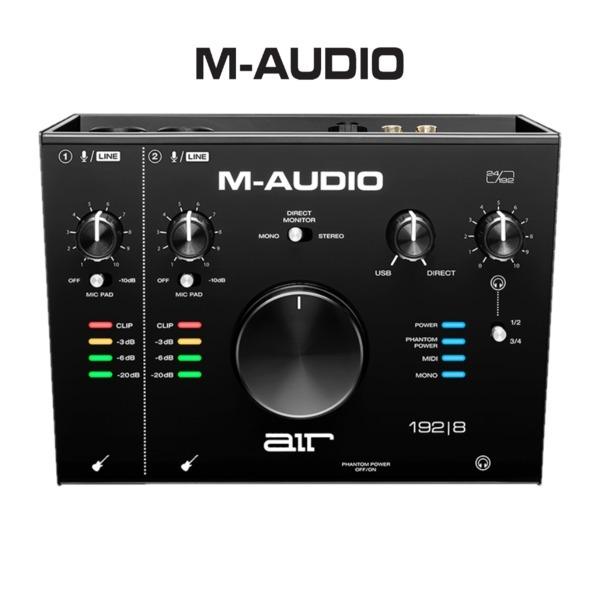 M-Audio AIR 192 | 8 USB C Audio Interface