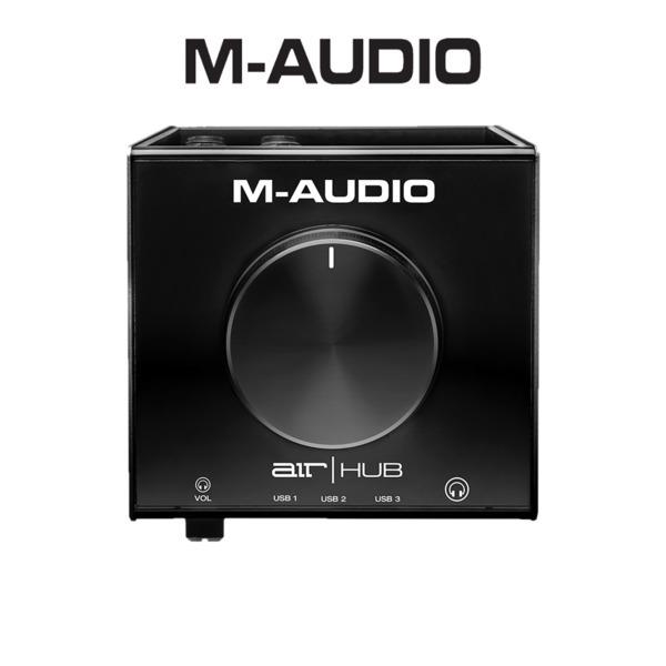 M-Audio AIR Hub 3-Port USB Monitoring Interface