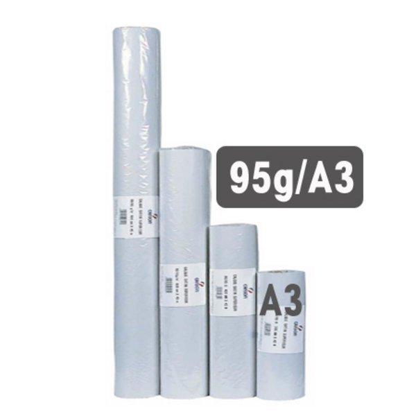 트레싱지A3(305x45m) 설계롤용지 제도용지 회사용설계
