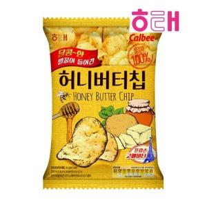 해태 허니버터칩 60g/과자/간식/사무실/안주