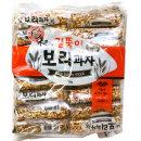엉클팝 길쭉이 보리과자 400g /수입과자/간식/쌀과자