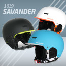 사반더 스노우보드/스키/헬멧/성인아동보드헬멧