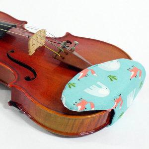 어린이 바이올린 핸드메이드 턱받침커버 no19
