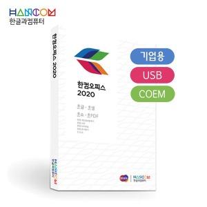 한컴오피스 2020 COEM (기업용/한글한셀한쇼 포함/USB)