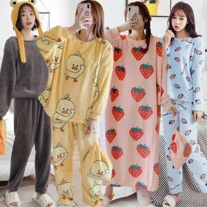여성 수면잠옷 홈웨어 50종 기획전 파자마파티 원피스