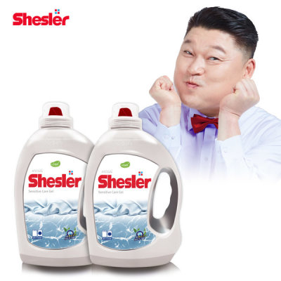 [아토세이프] 강호동의 쉬슬러 센스티브 고농축 세제 (3.05L 2개)