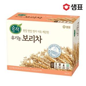 샘표 순작 유기농보리차 300g (30봉)
