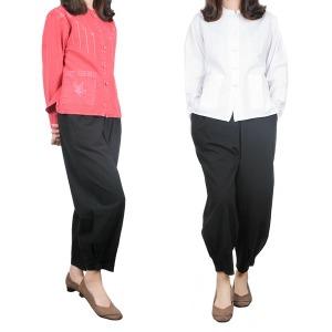 겨울 여성 여자 생활한복 개량한복 절복 법복 설 명절