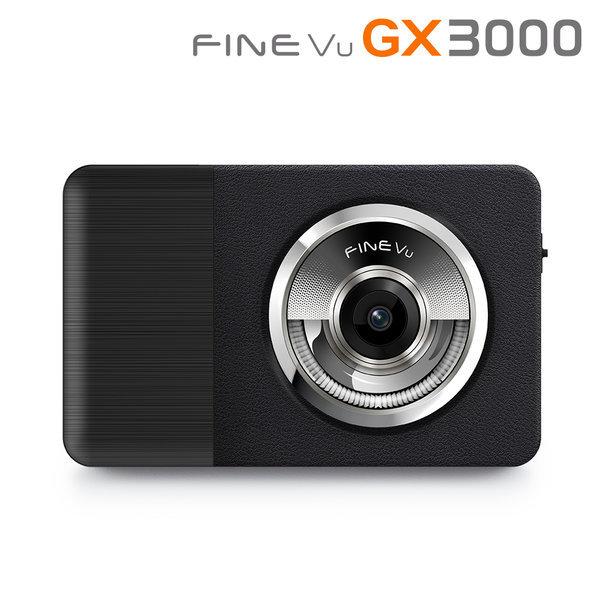 파인뷰 GX3000 3배저장 QHD 블랙박스 64GB 장착포함