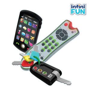 인피니펀 스마트3종세트(0889) 스마트폰 차키 리모컨