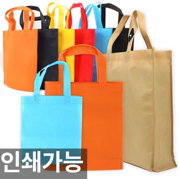 부직포가방 보조가방 신발 학원 행사 가방 쇼핑백