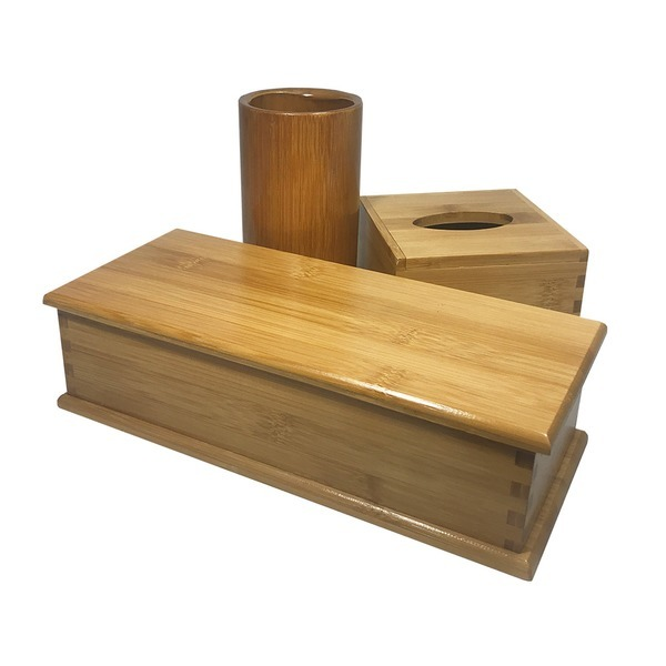 대나무 업소용 냅킨 케이스 네프킨통 냅킨통