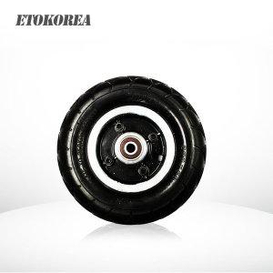 전동킥보드 8인치 앞바퀴 통타이어 200x50 휠포함